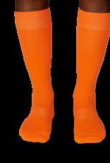 Fun Socks Orange Solid