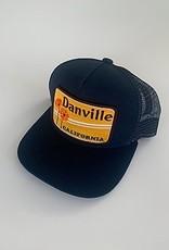 Venture Danville Townie Trucker Navy