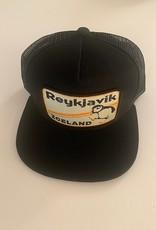 Reykjavik Townie Trucker