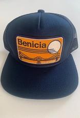 Venture Benicia Townie Trucker Black