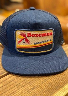 Venture Bozeman Navy Townie Trucker