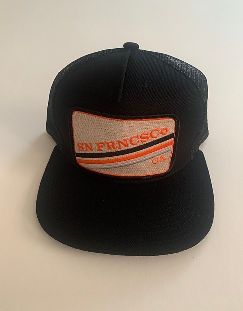 Venture San Francisco Retro Townie Trucker