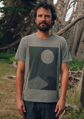 Mollusk Surf Shop Fantasea Tee