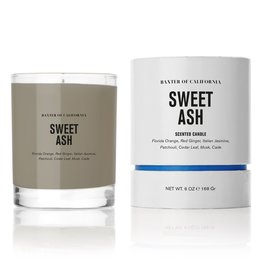 Baxter of California Sweet Ash Candle