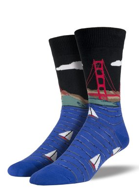 Socksmith Golden Gate Bridge