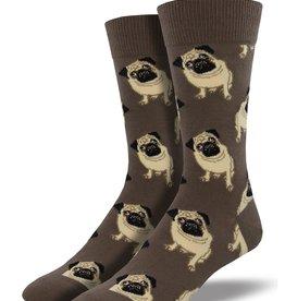 Socksmith Pugs Socks