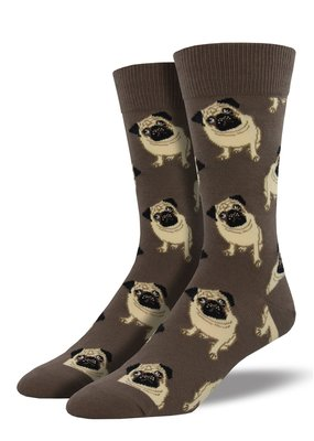 Socksmith Pugs Socks