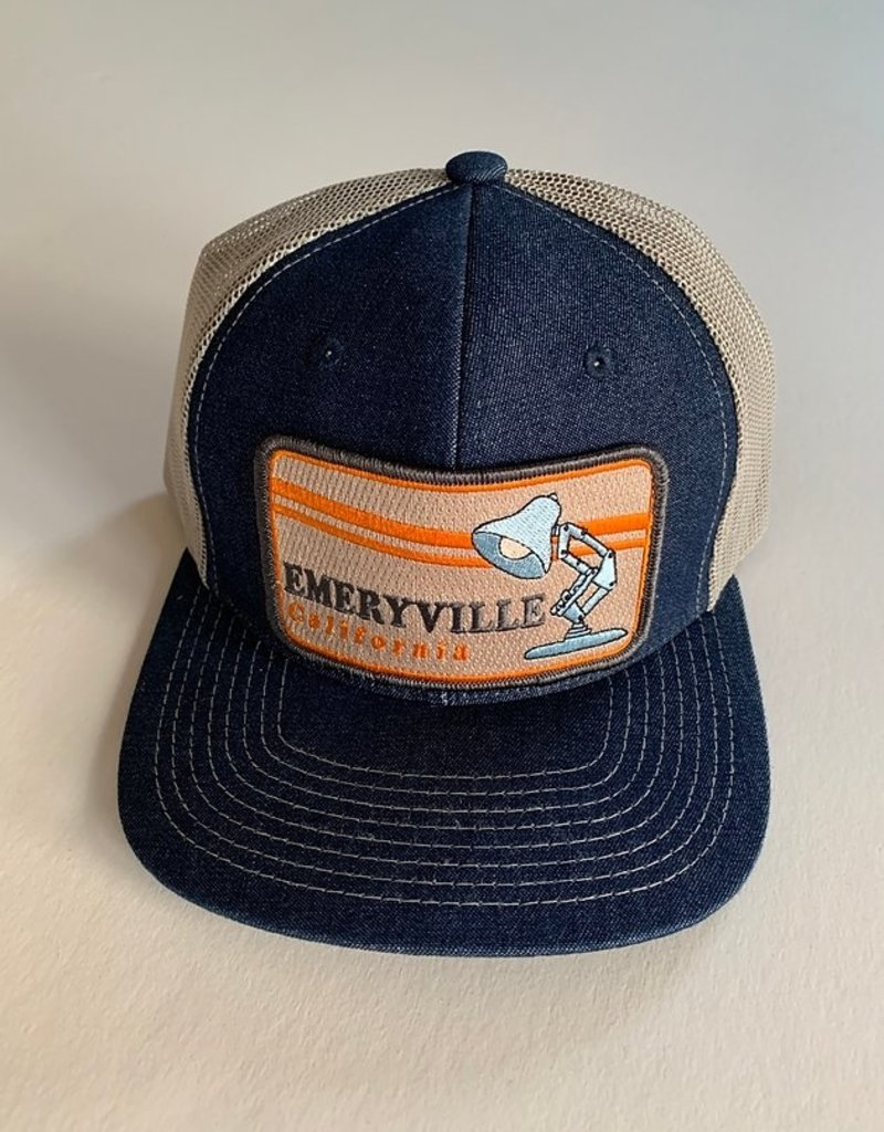 Venture Emeryville Lo Pro Townie Trucker