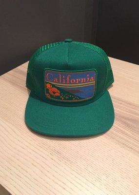 Venture California Green Townie Trucker
