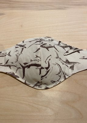 Venture Townie Mask Sharks!