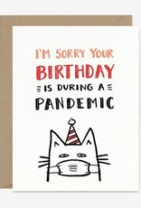 Birthday Pandemic