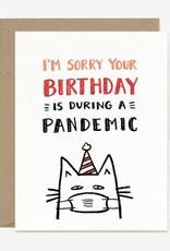 Paper Pony Birthday Pandemic