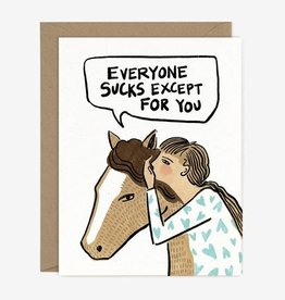 Paper Pony Everyone Sucks