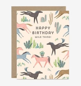 Paper Pony Wild Mustang Birthday