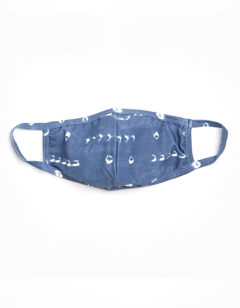 Carve Designs Stretch Mask Shibori