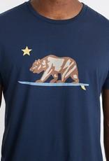 Marine Layer Surfing Bear Tee