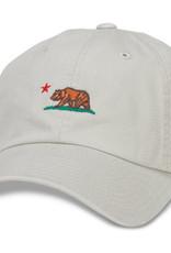 American Needle Cali Bear Cream