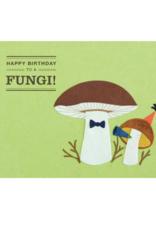 Happy Birthday Fungi