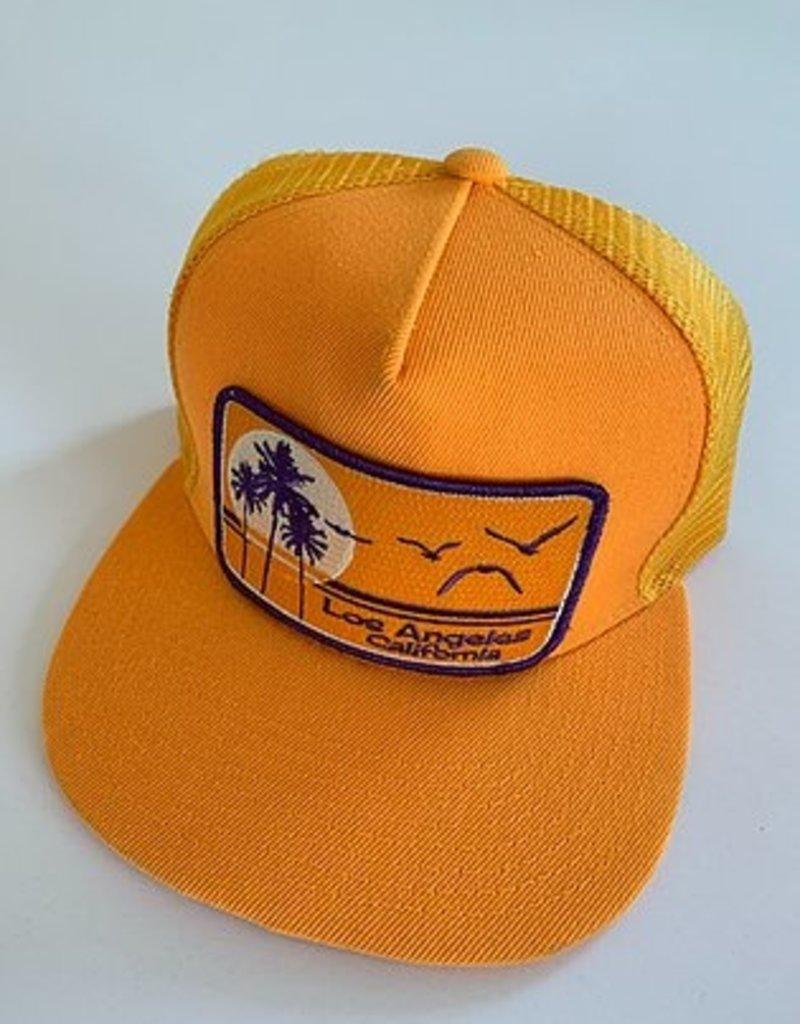 Venture Los Angeles Yellow Townie Trucker