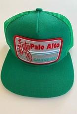 Venture Palo Alto Green Townie Trucker