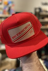 Venture San Francisco Retro Red Townie