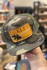 Venture Oakley Camo Townie Trucker