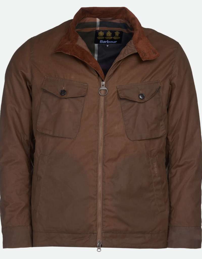Barbour Weldon Wax Jacket