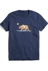 Marine Layer Surfing Bear Tee