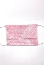 AMP American Mask Pink Bandana