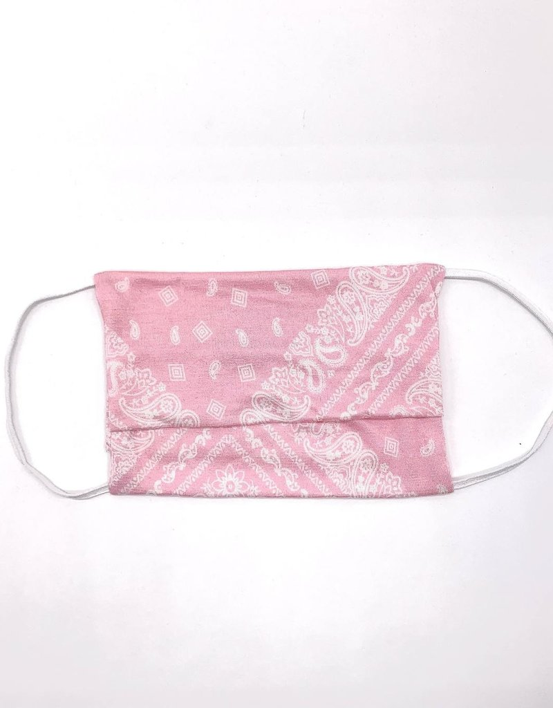 American Mask Pink Bandana