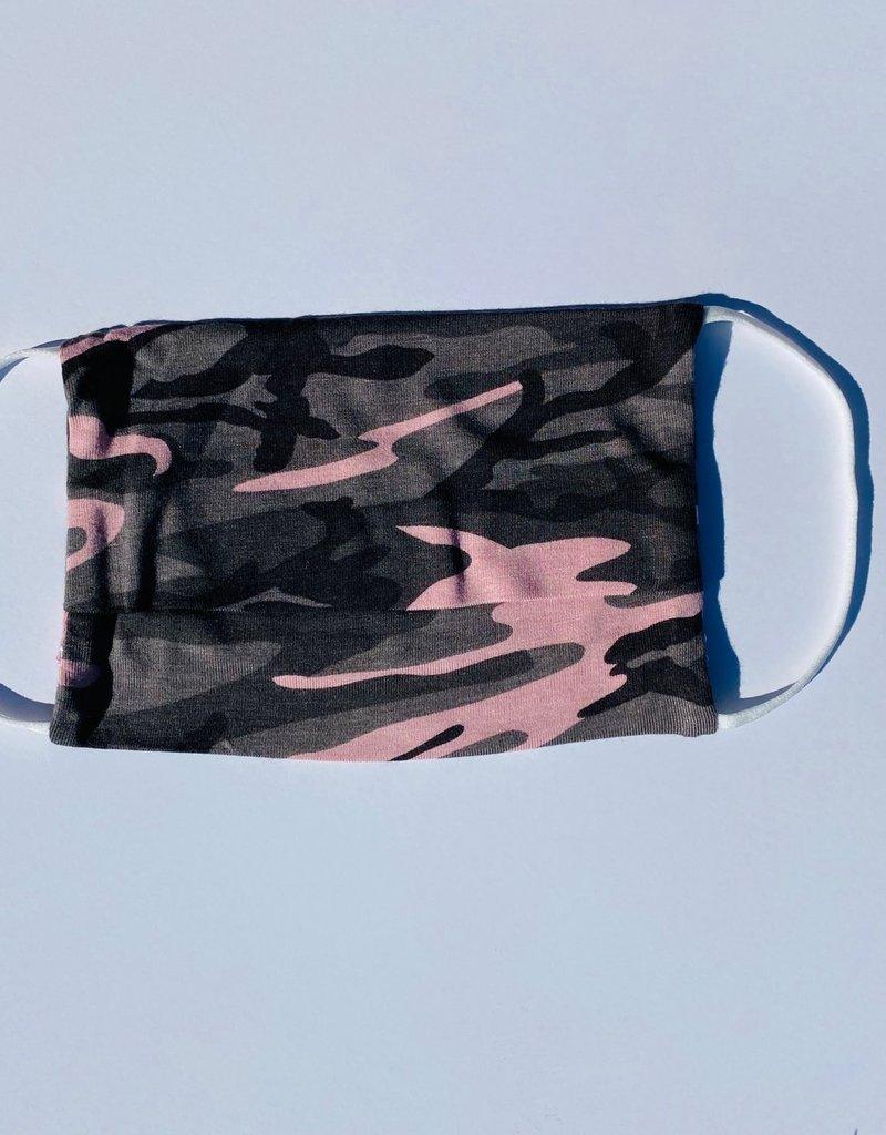 AMP American Mask Pink Camo