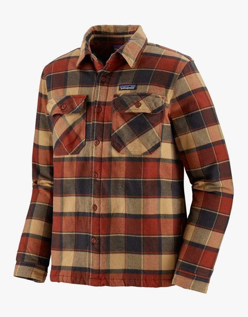 Patagonia M's Insulated Fjord Flannel