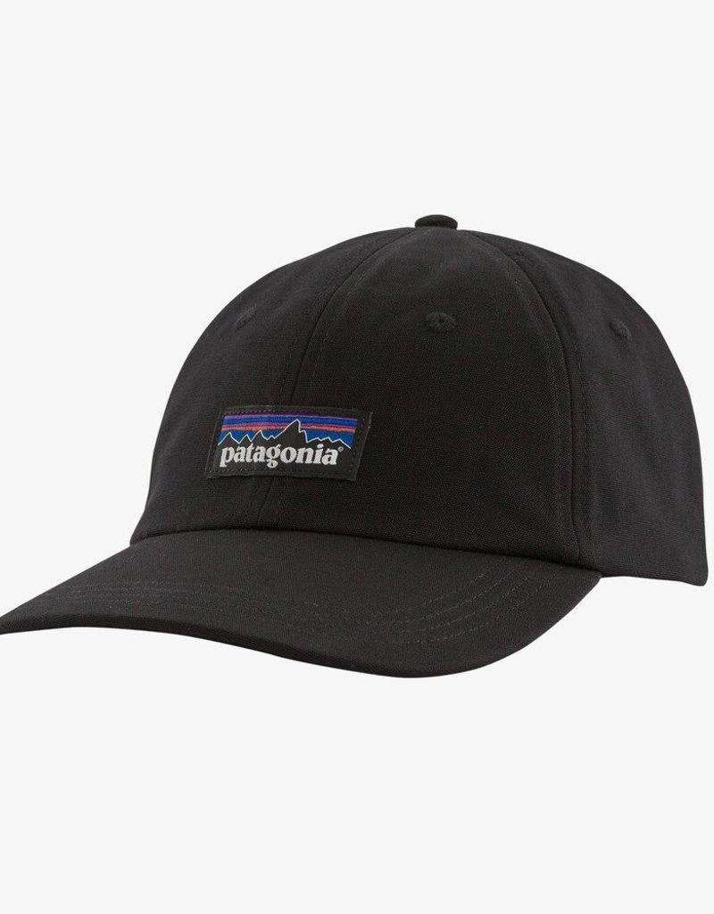 Patagonia P-6 Trad Cap Black