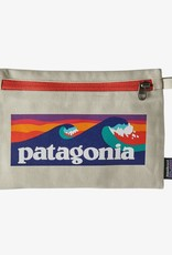 Patagonia Zippered Pouch Boardshort Logo