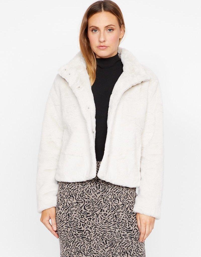 Sanctuary Daily Fur Jacket