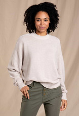 Toad & Co. Lily Mock Neck Sweater