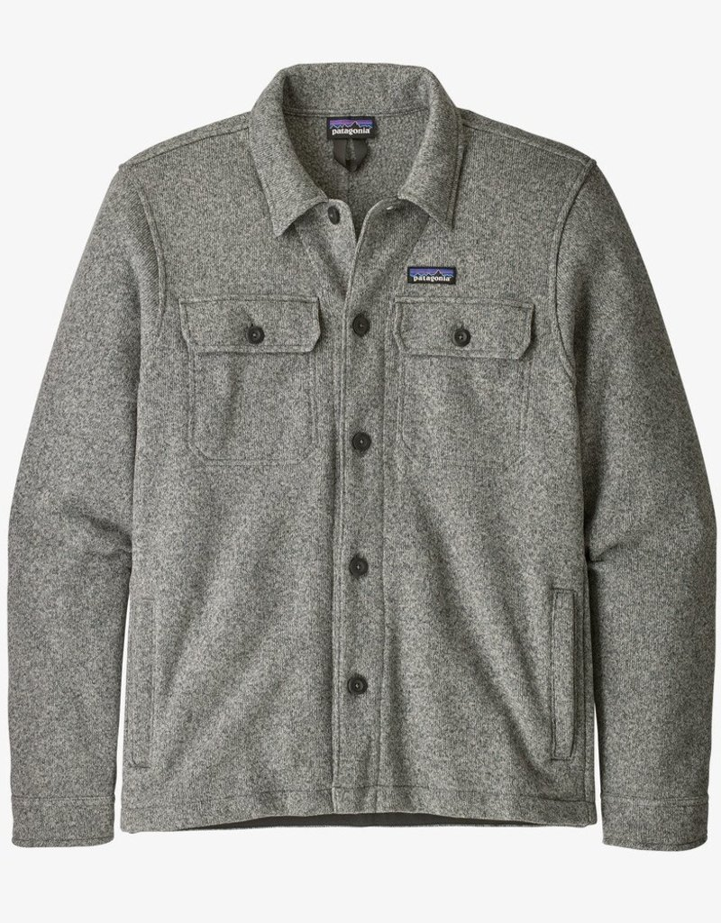 Patagonia Men's Better Sweater Shirt Jacket