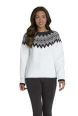 Barefoot Dreams W's Nordic Pullover