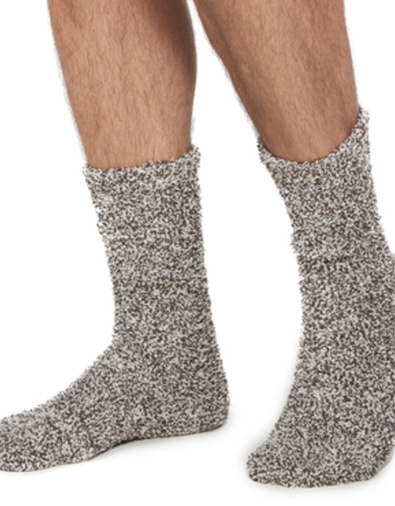 Barefoot Dreams CC M's Heathered Socks