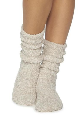 Barefoot Dreams CC W's Heathered Socks
