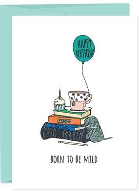 Humdrum Paper Birthday Mild