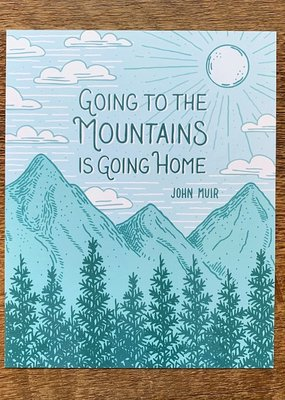 John Muir Art Print