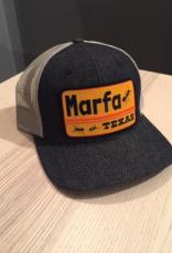 Venture Marfa Black Townie Trucker