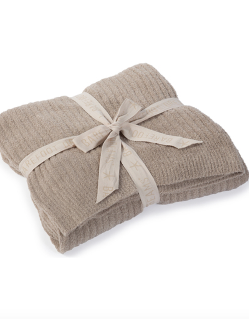 Barefoot Dreams CCL Ribbed Throw