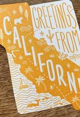California State Postcard