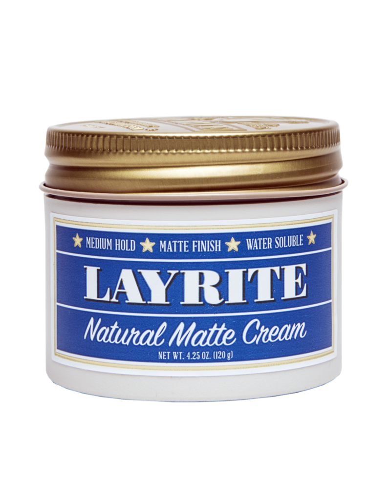 Natural Matte Cream