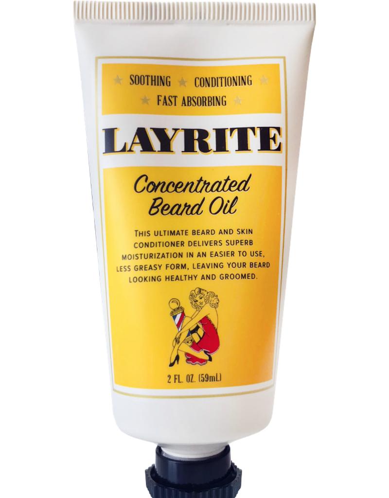 Layrite Beard Oil 2 Ounces