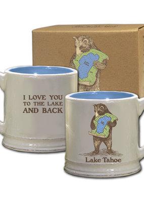 Lake Tahoe Bear Mug