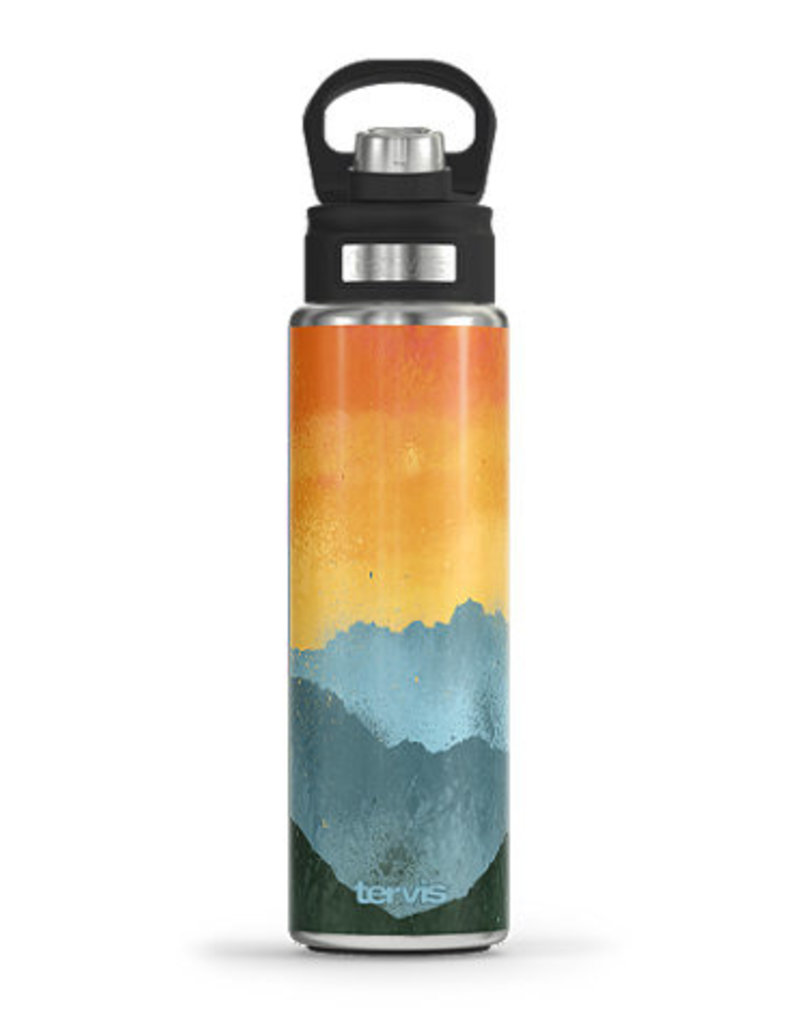 24 Ounce Wide Mouth Water Bottle