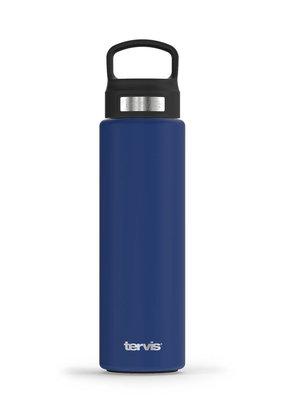 40 Ounce Water Bottle- Navy Blue